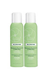 Klorane Skin Care Spray Deodorant 24 Effectiveness with White Althea X2 - Klorane дезодорант-спрей с белым алтеем (2 шт.)